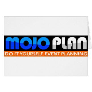 MOJOPLAN - Hágalo usted mismo planeamiento del aco Tarjeta De Felicitación