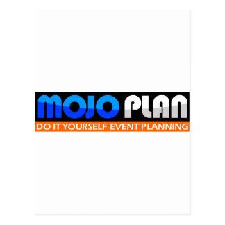 MOJOPLAN - Hágalo usted mismo planeamiento del Tarjeta Postal