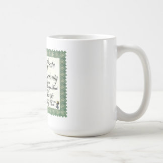 Mojo's Craptacular Certificate Merch Coffee Mug