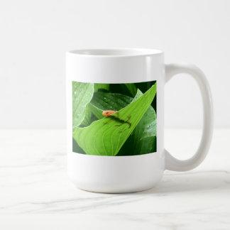 Mojo's Little Red Eft Coffee Mugs