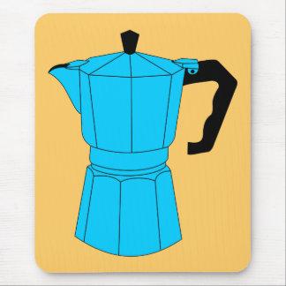 Moka Espresso Coffee Pot Mouse Pad