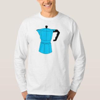 Moka Espresso Coffee Pot T-Shirt