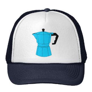 Moka Espresso Coffee Pot Trucker Hat