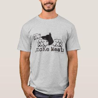 _moKe Meats T-shirt - Customized