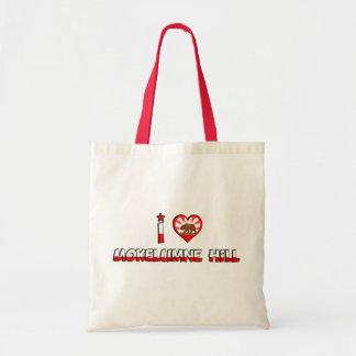 Mokelumne Hill, CA Canvas Bags