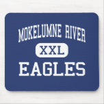 Mokelumne River - Eagles - High - Lodi California Mouse Pad