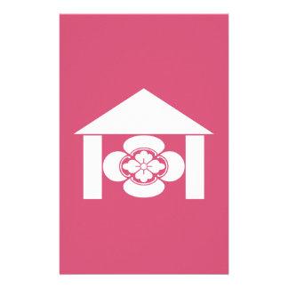 Mokko in hut stationery