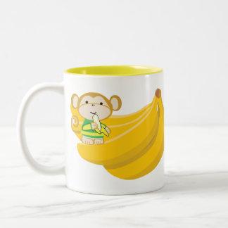 mokkos big bunch Two-Tone coffee mug
