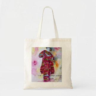 moko Jumbie Tote Bag