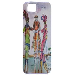 Moko Jumbies II iPhone SE/5/5s Case