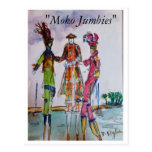 Moko Jumbies Postcard