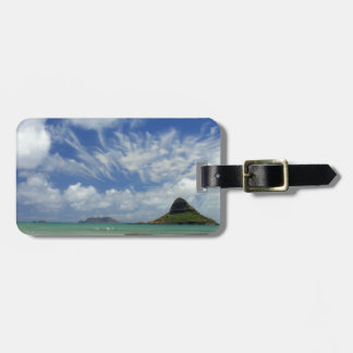 Mokoliʻi or Chinaman s Hat off of Oahu 2 Tag For Bags