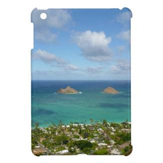 Moks de la orilla de Lanikai iPad Mini Funda