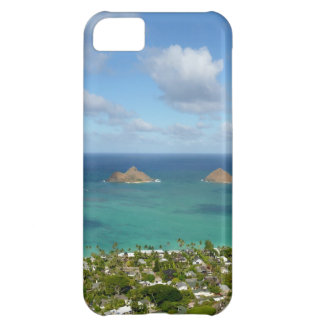 Moks off the shore of Lanikai Case For iPhone 5C