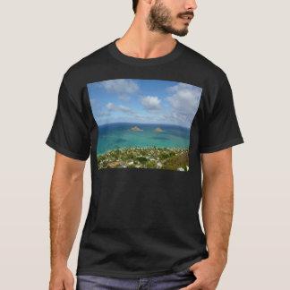 Moks off the shore of Lanikai T-Shirt