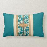 Mokuleia Surfboard Customizable Lumbar Pillows