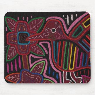 Mola_Humingbird mousepad