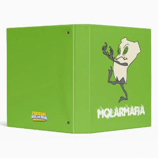 """""""MolarMafia"""" Zombie Tooth® 1"""" Avery Binder"""