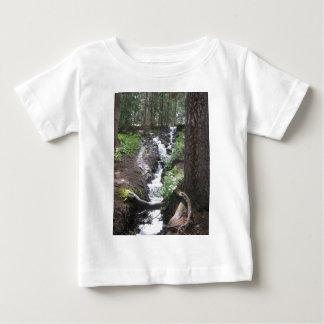 Molas Lake Waterfall Baby T-Shirt