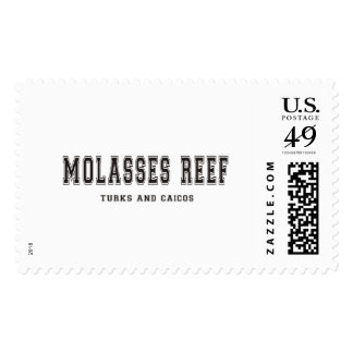 Molasses Reef Turks and Caicos Postage
