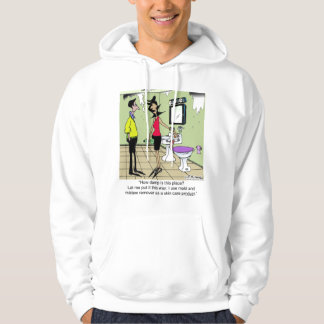 Mold Remover as a Skin Care Product Hoodie