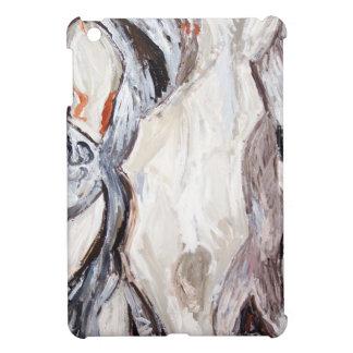 Molde humano original (expresionismo abstracto) iPad mini protectores