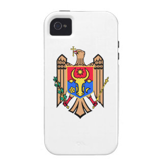 Moldova Coat of Arms Case-Mate iPhone 4 Case