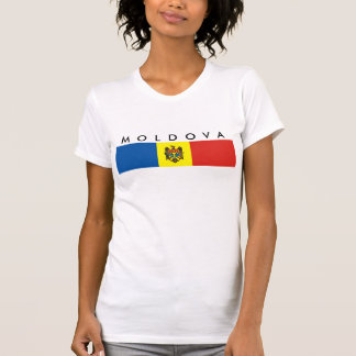 Moldova country flag nation symbol republic T-Shirt