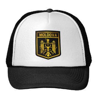 Moldova Emblem Trucker Hat