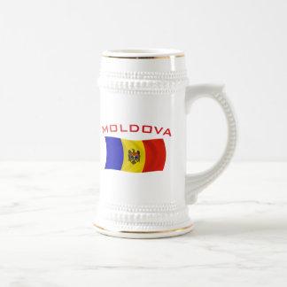 Moldova Flag 2 Mugs