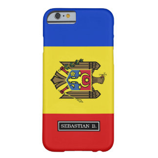 Moldova Flag Barely There iPhone 6 Case