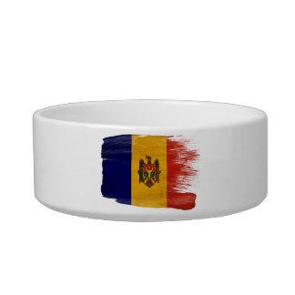 Moldova Flag Bowl