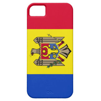 Moldova Flag iPhone SE/5/5s Case
