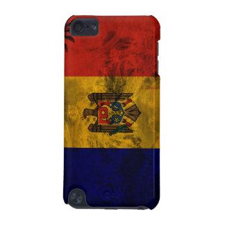 Moldova Flag iPod Touch (5th Generation) Case