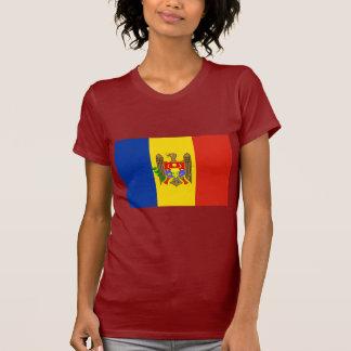Moldova Flag Tshirts