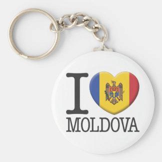Moldova Key Chain