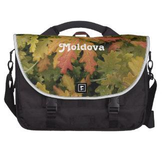 Moldova Oak Laptop Messenger Bag