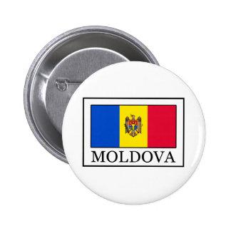 Moldova Pinback Button