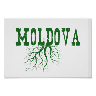 Moldova Roots Poster