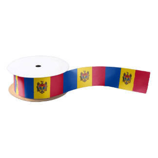 Moldovan flag ribbon