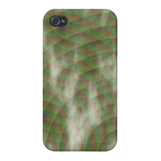 Moldy Interference by Kenneth Yoncich iPhone 4 Case