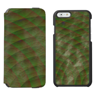 Moldy Interference iPhone 6/6s Wallet Case