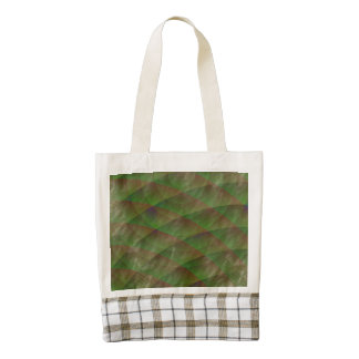 Moldy Interference Zazzle HEART Tote Bag