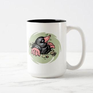 Mole Coffee Mug