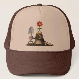 Mole in a Hole Trucker Hat