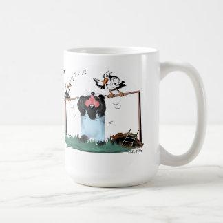Mole Johann remain calmly… cup Coffee Mugs
