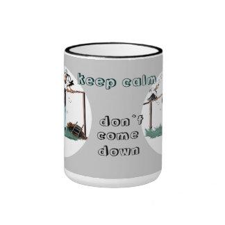 Mole Johann remain calmly… cup of Nr.2 Mug