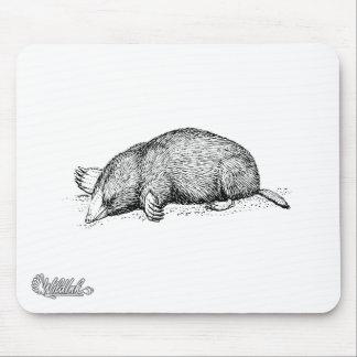 Mole Mousepad