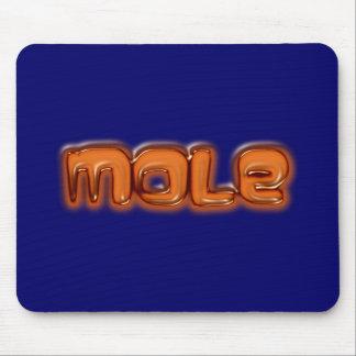 mole mousepads