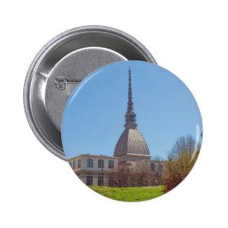 Mole Torino Pinback Buttons